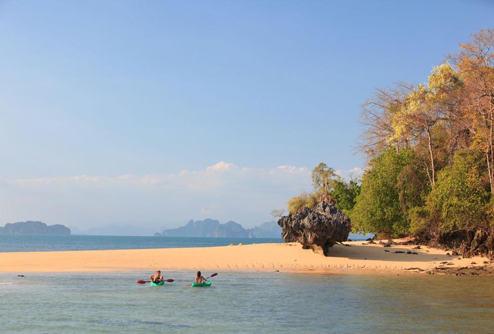 Phuket Sea Kayaking - Thumbnail