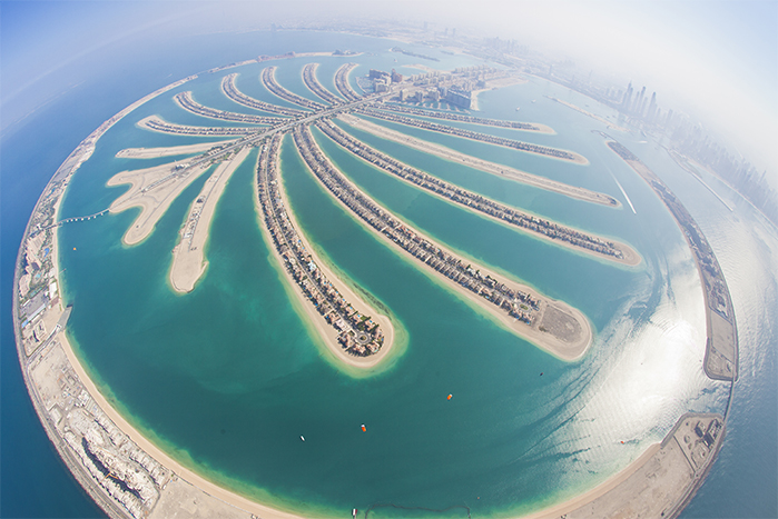 Dubai-Helicopter-Ride---Dubai-Honeymoons--THE-PALM-
