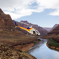 Grand Canyon Helicopter Tours header