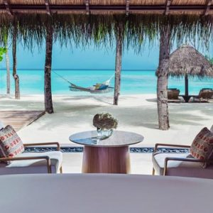 honeymoon Maldives Packages One And Only Reethi Rah Maldives Beach Villa