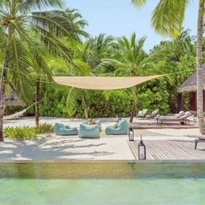 Maldives honeymoon Packages One And Only Reethi Rah Maldives Two Villa Residence With Pool