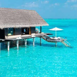 Luxury Maldives honeymoon Packages One And Only Reethi Rah Maldives Water Villa