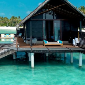 Luxury Maldives honeymoon Packages One And Only Reethi Rah Maldives Water Villa With Pool