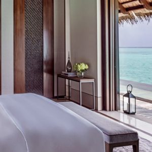 Luxury Maldives holiday Packages One And Only Reethi Rah Maldives Water Villa With Pool 4
