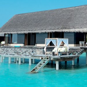 Luxury Maldives holiday Packages One And Only Reethi Rah Maldives Water Villa With Pool
