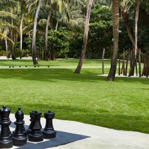 Luxury Maldives honeymoon Packages One And Only Reethi Rah Maldives Chess