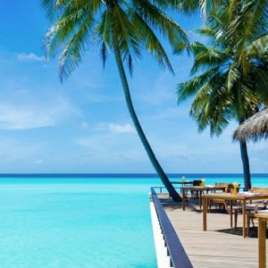 Luxury Maldives honeymoon Packages One And Only Reethi Rah Maldives Dining