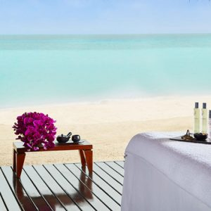Luxury Maldives honeymoon Packages One And Only Reethi Rah Maldives Spa 3