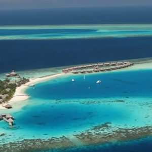 Maldives Honeymoon Packages Huvafen Fushi Maldives Exterior