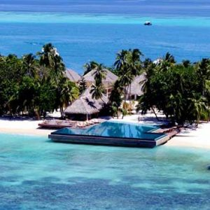 Maldives Honeymoon Packages Huvafen Fushi Maldives Exterior 3