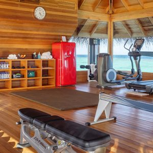 Maldives Honeymoon Packages Huvafen Fushi Maldives Gym 2