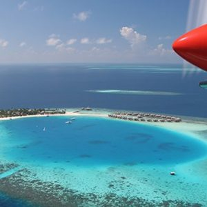 Maldives Honeymoon Packages Huvafen Fushi Maldives Seaplane Transfer
