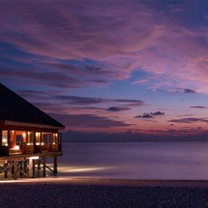 Maldives Honeymoon Packages Meeru Island Resort Asian Wok