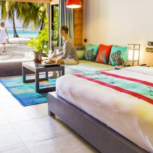 Maldives Honeymoon Packages Meeru Island Resort Beach Villa