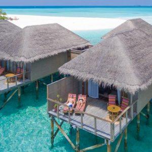 Maldives Honeymoon Packages Meeru Island Resort Jacuzzi Water Villa