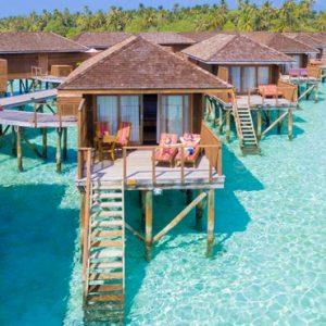 Maldives Honeymoon Packages Meeru Island Resort Jacuzzi Water Villa 2