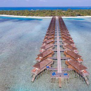 Maldives Honeymoon Packages Meeru Island Resort Jacuzzi Water Villa 3