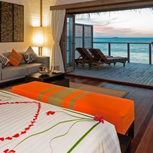 Maldives Honeymoon Packages Meeru Island Resort Jacuzzi Water Villa 6