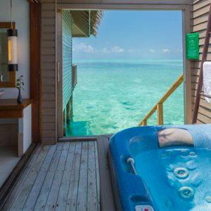 Maldives Honeymoon Packages Meeru Island Resort Jacuzzi Water Villa 8