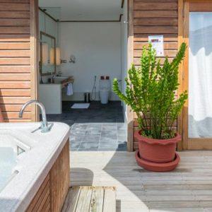 Maldives Honeymoon Packages Meeru Island Resort Jacuzzi Water Villa 9