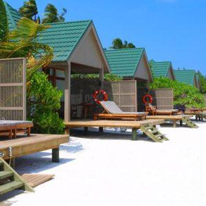 Maldives Honeymoon Packages Meeru Island Resort Water Front Villas