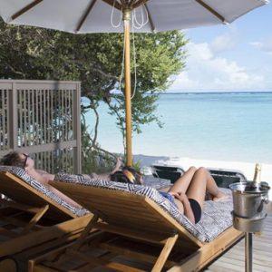Maldives Honeymoon Packages Meeru Island Resort Water Front Villas 2
