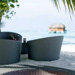 Maldives Honeymoon Packages Meeru Island Resort Beach 2