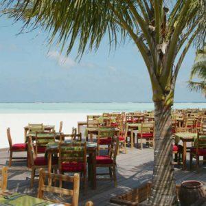 Maldives Honeymoon Packages Meeru Island Resort Dining