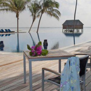 Maldives Honeymoon Packages Meeru Island Resort Pool 2