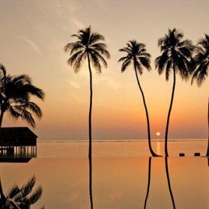 Maldives Honeymoon Packages Meeru Island Resort Sunset
