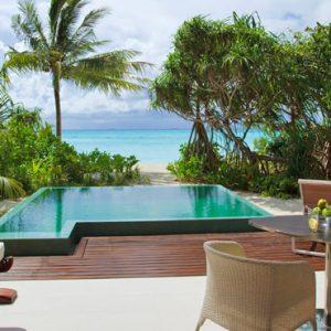 Maldives Honeymoon Packages Niyama Private Islands Maldives Beach Pool Villa