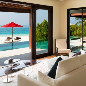 Maldives Honeymoon Packages Niyama Private Islands Maldives One Bedroom Beach Pool Pavilion 2