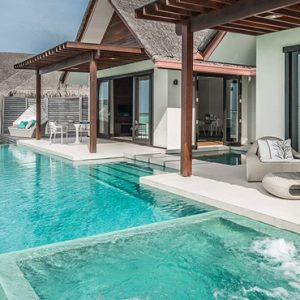 Maldives Honeymoon Packages Niyama Private Islands Maldives One Bedroom Water Pool Pavilion