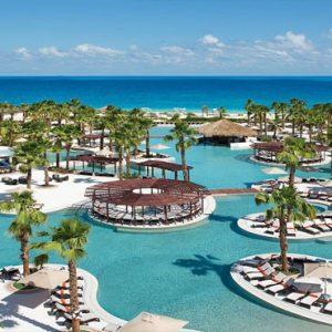 Mexico Honeymoon Packages Secrets Playa Mujeres Pool