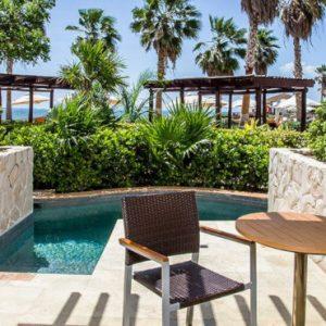 Mexico Honeymoon Packages Secrets Playa Mujeres Preferred Club Junior Suite Ocean View Swim Out1