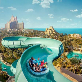 Thumbnail Aquaventure And Lost Chambers Combo Pass Dubai Honeymoons