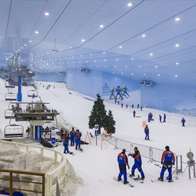Thumbnail Ski Dubai Slope Ticket Dubai Honeymoons