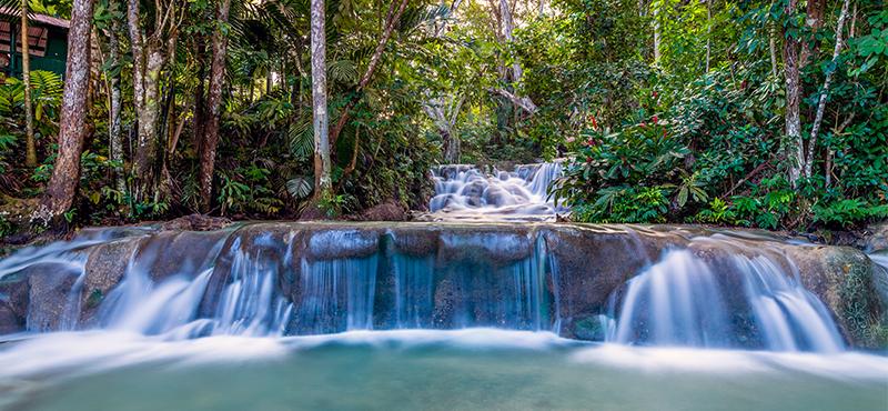 Dunns River Falls Tour Jamaica Honeymoons