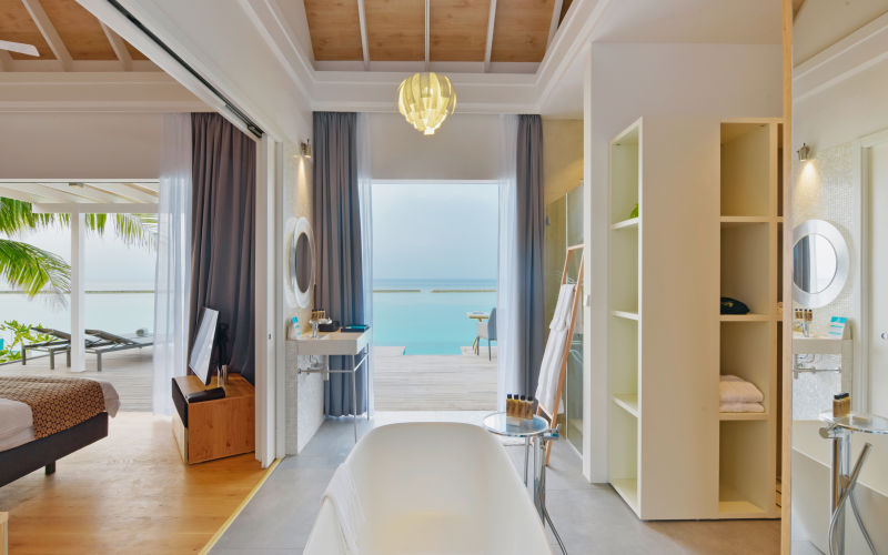 whats new at kuramathi island resort - sunset pool villas - kuramathi iasland resort