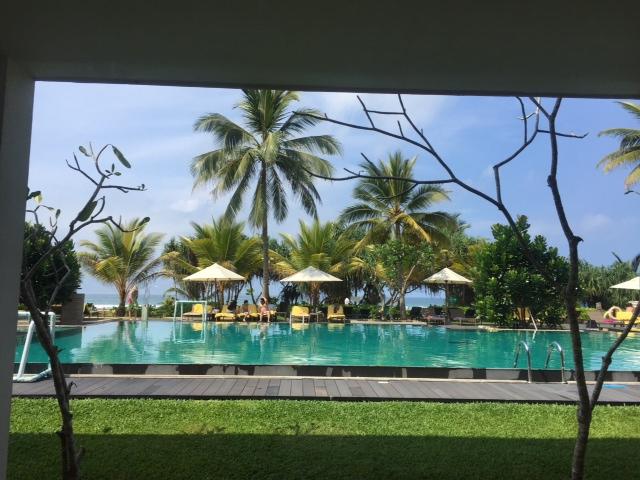 A honeymoon at Centara Ceysands Resort and Spa Sri Lanka - Hotel Views