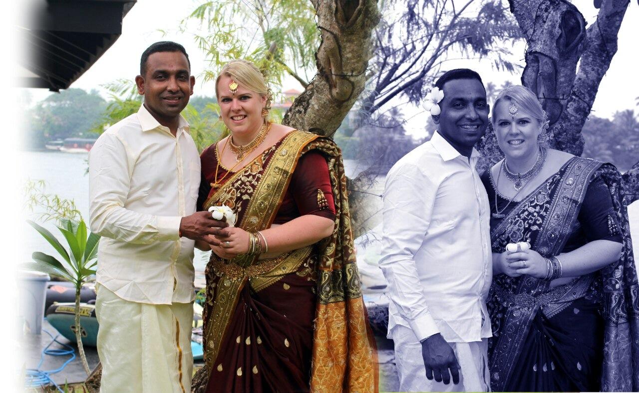 A honeymoon at Centara Ceysands Resort and Spa Sri Lanka - Wedding Ceremony in Sri Lanka