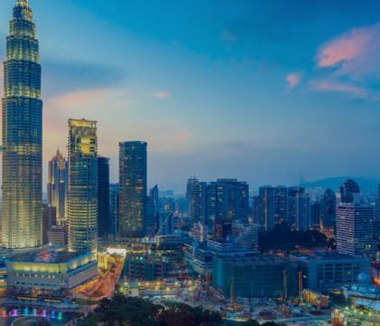 a picture of Kuala Lumpur