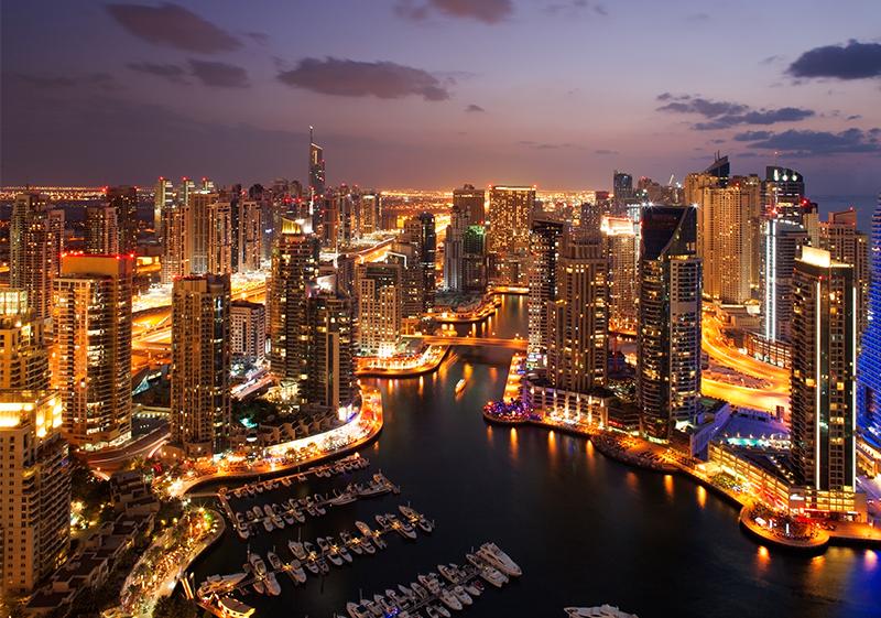 Top 10 Luxury honeymoons - Dubai honeymoons