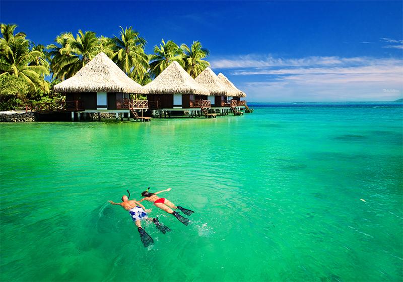 Top 10 Luxury honeymoons - Maldives honeymoons