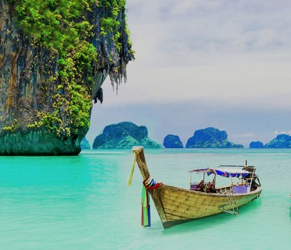 a picture of Thailand