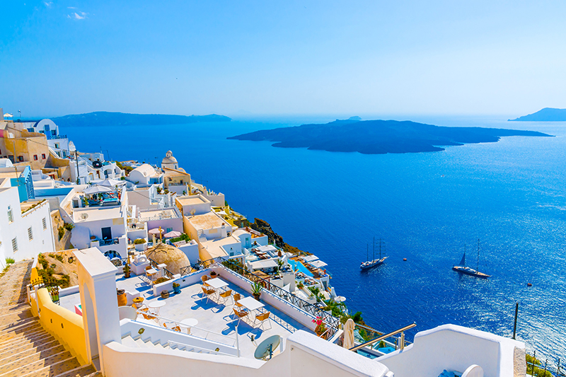4 of the most beautiful Greek Islands to visit on your honeymoon - Mykonos