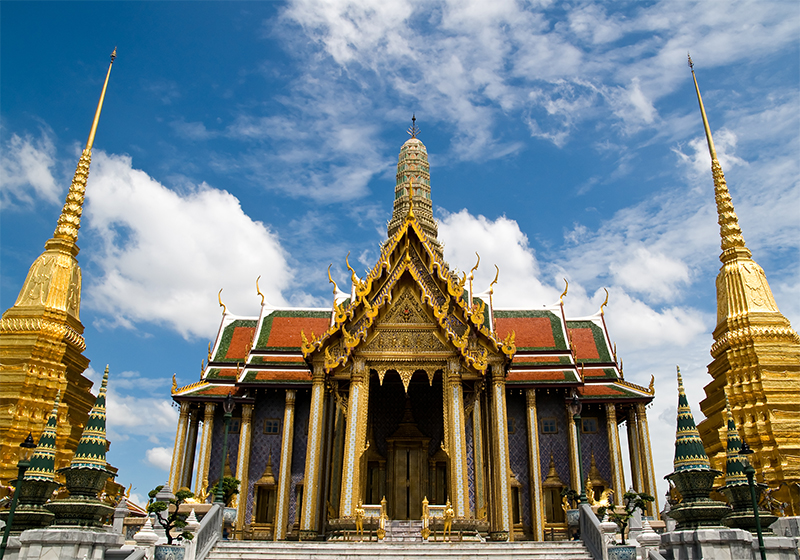 Grand Palace Tour Bangkok - Bangkok Honeymoons - Temple