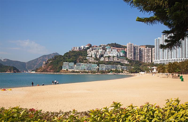 Hong Kong Victoria peak with tram ride tour - hong kong honeymoons - beach