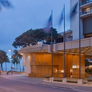 Hyatt Regency Waikiki - Hawaii Honeymoons - Exterior