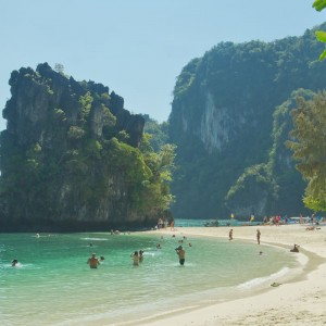 Koh Hong Island by Speedboat